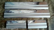 Car Stainless Steel Foot Step Sill Plate Set of 4 pieces :- Ford Figo
