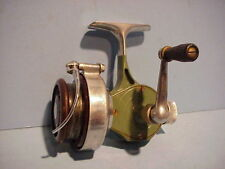 Swiss Record 1/2 Bail Spinning Reel - Rare  Model - Excellent
