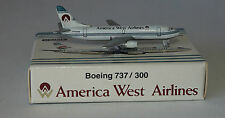 Schabak Boeing 737-3G7 America West Airlines N150AW 2nd version in 1:600 scale