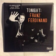 FRANZ FERDINAND • Tonight • 2 Cd Limited Edition • Gatefold