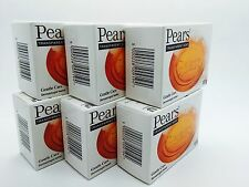 Pears  original Transparent Gentle Care Soap 125g x 6 Bars free tracked 48 post