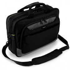 Targus CityGear Laptop Bag Topload Case for 15.6-Inch Laptop - Black