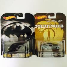 Hotwheels RETRO ENTERTAIMENT Batman Returns / James Bond 007 - Hot Pick