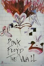 PINK FLOYD ~ FLY ON THE WALL ~ 22x34 MUSIC POSTER NEW/ROLLED! Gerald Scarfe