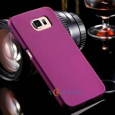 Luxury Ultra Thin Purple Protector PC Hard Back Case Cover For Samsung Galaxy S6