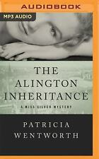 Miss Silver: The Alington Inheritance 31 by Patricia Wentworth (2016, MP3 CD,...