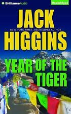 Paul Chevasse: Year of the Tiger 2 by Jack Higgins (2016, CD, Unabridged)