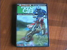 MAXXIS 2006 BRITISH MOTOCROSS ACU CHAMPIONSHIP OFFICAL SEASON DVD REVIEW NEW