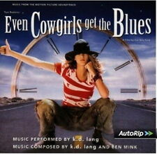 EVEN COWGIRLS GET THE BLUE (BOF) - LANG K.D. & RECLINES (CD)