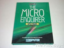 The Micro Enquirer~Spectrum~Century Communications~ZX Spectrum Hardback Book