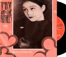 SIOUXSIE & THE BANSHEES dear prudence / tattoo 45RPM orig Italy 1983 Dark Wave