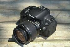 Excellent Canon Rebel 650D/T4i With 18-55mm IS II  (2 LENSES). Freeshipping!