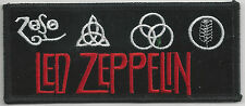 LED ZEPPELIN - ZEP 1-4 - IRON ON or SEW ON PATCH