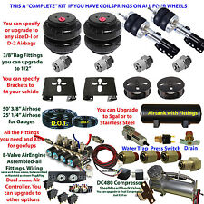 Air Suspension Kit Commodore Strut Front/Coils Rear See Description Below