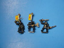 Heartbreaker Hobbies Chaos Knights x3 out of production metal miniature ga