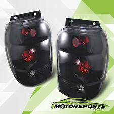 1998-2001 Ford Explorer/Mountaineer Altezza Style Black Smoke Brake Tail Lights