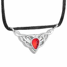 Stainless Steel Celtic / Gothic Cremation Pendant Urn Jewelry FREE SHIPPING