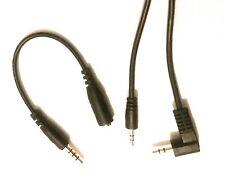 Kit de chat XBOX ONE ® PARA TURTLE BEACH Gaming Headset-Cable de repuesto y adaptador