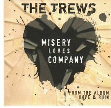 (EA456) The Trews, Misery Loves Company - 2011 unopened DJ CD