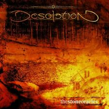 DESOLATION (feat. CARCASS member) - The Stone Oracles CD Enslaved Dissection