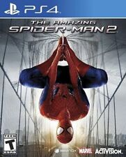 The Amazing Spider-Man 2 (Sony PlayStation 4, 2014) - Japanese Version