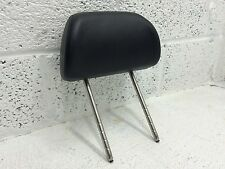 VW PASSAT B5 FRONT HEADREST BLACK LEATHER EXCELLENT CONDITION