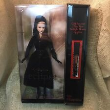 Twilight Saga Eclipse JANE + Lipgloss- Barbie Pink Label- NRFB- Rare- HTF!