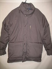 THE NORTH FACE Brown Goose Down Parka Coat - Wms. L - EUC