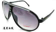 New Fashion Men & Women's Retro Unisex Carrera Glasses Black+White