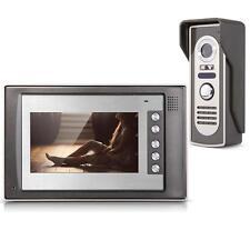 7 inch Monitor Videoportero Intercomunicador Manos Libres Timbre Digital IR Bien