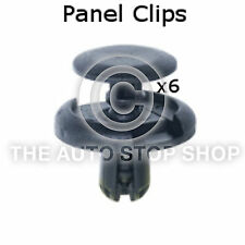 Panel Clip Honda range: Accord/Civic/Insight/Jazz etc Pack of 6 Part 11782ho