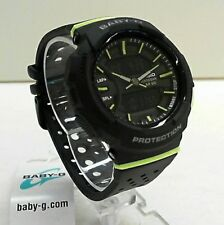 New Casio Ladies Baby-G Dual Time Runner Sport Watch BGA-240-1A2