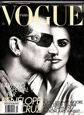 Vogue Paris #907 May 2010 Penelope Cruz Bono Meryl Streep Naomi Watts Paltrow