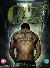 OZ - The Complete Seasons (Series) 1 2 3 4 5 & 6 Collection Box Set | New | DVD