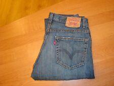 Levi Strauss & Co 559 Original Mens Jeans Legendary Levis Size W33 L32