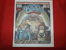 "2000AD COMIC PROG 430 10TH AUG 1985 (""EGO-TRIP"" PAT MILLS SCRIPT) VERY GOOD COPY"