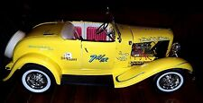1963 MONOGRAM Classic Model Car 1/8 Scale '32 Roadster The Big Deuce Yellow RARE