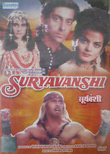 SURYAVANSHI  - ORIGINAL  BOLLYWOOD DVD - Salman Khan.