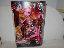 "Monster High Freak Du Chic Gooliope Jellington 17"" Doll - New in Box"