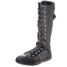 G-STAR Raw Women's SHOGUN Kabuki Black Lava Sneaker Boots Shoes GS60371/406 NEW