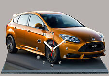 MODEL CARS, FORD FOCUS 08 with Clock