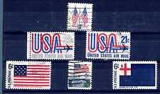 UNITED STATES - USA - 1967-1973 - Soggetti diversi. E2046