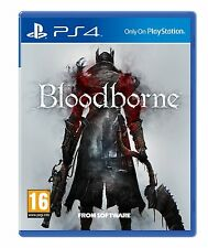 Bloodborne PS4 PlayStation4 NEW DISPATCH TODAY BY 2PM