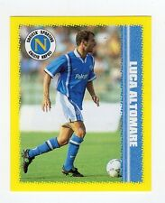 figurina MERLIN KICK OFF 1997/98 NUMERO 112 NAPOLI ALTOMARE
