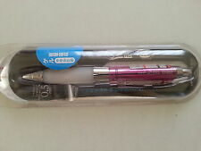 Uni Alpha Gel Shaker Mechanical Pencil  Chrome 0.5mm (pink)