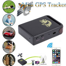 Newest Mini SPY Vehicle GSM GPRS GPS Tracker Car Vehicle Tracking Locator TK102B