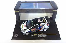 Ford Fiesta RS WRC Rally Monte Carlo 2014 1:43 IXO MODELL AUTO DIECAST RAM571