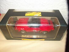 PORSCHE 911 SPEEDSTER -1989-RED-SPECIAL EDITION MASTER TOY-CAR-98889-1/18-E24