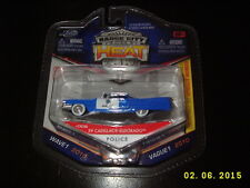 Jada BADGE CITY HEAT 1959 CADILLAC ELDORADO POLICE WAVE 1 #006 1/64