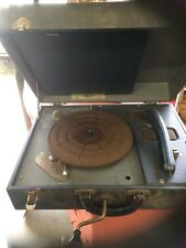 Phonola Waters Conley Company - Portable Record Player - 1946 - 1948